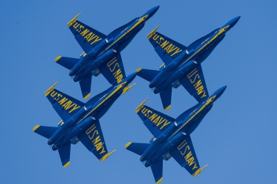 soku_33081.jpg :: 編集版 乗り物 交通 航空機 飛行機 軍用機 サンフランシスコ Fleet Week エアショー ブルーエンジェルス