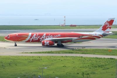 soku_33097.jpg :: 9996 乗り物 交通 航空機 飛行機 旅客機 KIX 関西国際空港