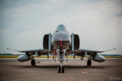 soku_33122.jpg :: 戦闘機 F.4EJ改 航空自衛隊 小松基地 飛行機