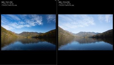 soku_33159.jpg :: 画像編集 画像比較 彩度