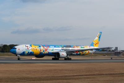 soku_33176.jpg :: 【参考】ポケモン@skypark 乗り物 交通 航空機 飛行機 旅客機