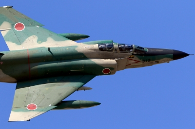 soku_33206.jpg :: デジカメ板 飛行機写真スレ〓第79便〓 平成27年度百里基地航空祭 F-4 飛行機 ヒコーキが足りない by IBR