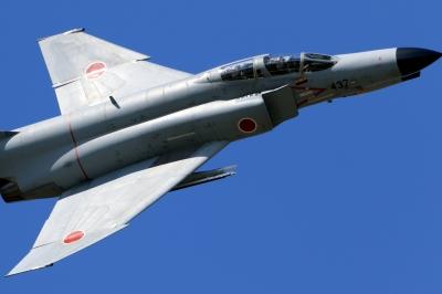soku_33207.jpg :: デジカメ板 飛行機写真スレ〓第79便〓 平成27年度百里基地航空祭 F-4 飛行機 ヒコーキが足りない by IBR