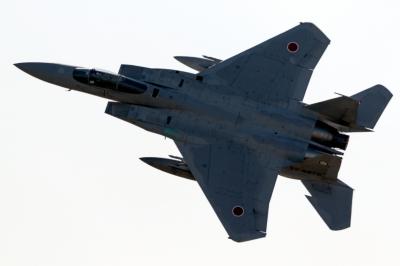 soku_33209.jpg :: デジカメ板 飛行機写真スレ〓第79便〓 平成27年度百里基地航空祭 F-15 飛行機 ヒコーキが足りない by IBR