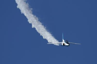soku_33231.jpg :: 飛行機写真 ブルーインパルス T-4