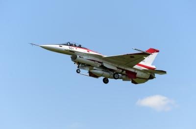 soku_33274.jpg :: 岐阜基地 F.2 乗り物 交通 航空機 飛行機 軍用機
