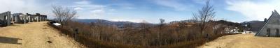soku_33293.jpg :: 風景 自然 山 天文台 群馬国立天文台 パノラマ