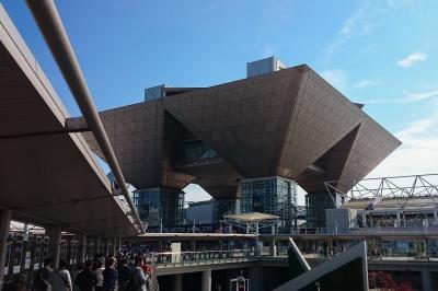 soku_33296.jpg :: 風景 街並み 都市の風景 東京ビッグサイト 東京モーターショー