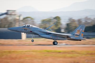 soku_33396.jpg :: 築城基地 戦闘機 F.15DJ 航空自衛隊 航空機 乗り物 戦闘機 スペマ