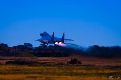 soku_33411.jpg :: 戦闘機 F.15J 築城基地 航空自衛隊