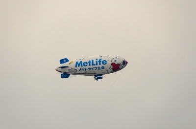 soku_33415.jpg :: 乗り物 交通 航空機 飛行船
