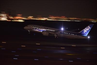 soku_33439.jpg :: 乗り物 交通 航空機 飛行機 旅客機 流し撮り