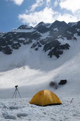 soku_33453.jpg :: 風景 自然 雪景色 雪山