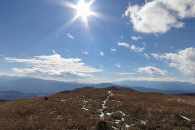 soku_33464.jpg :: 風景 自然 空 雲 地震雲 長野県 色 光 光芒