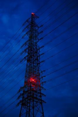 soku_33472.jpg :: 風景 建築 建造物 塔 鉄塔 電線