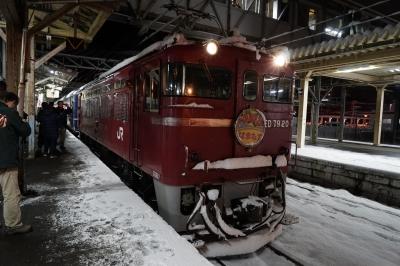 soku_33485.jpg :: 乗り物 交通 鉄道 列車 電車 はまなす