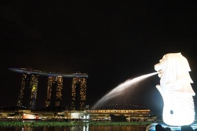 soku_33488.jpg :: 風景 街並み 都市の風景 外国 夜景 マレーシア