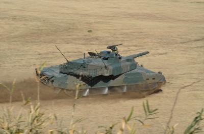 soku_33522.jpg :: 2016年 空挺降下訓練始め 10式戦車