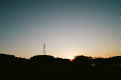 soku_33548.jpg :: Carl Zeiss Distagon T* 2.8/21 ZF 風景 自然 空 朝日 朝焼け 日の出