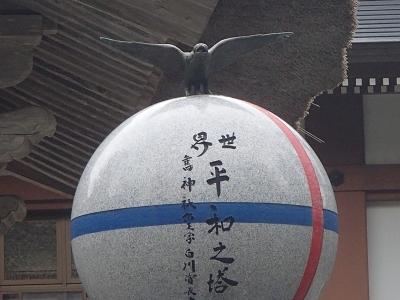 soku_33587.jpg :: 山形県鶴岡市出羽三山 隠しヤタガラス お宮参り先にて