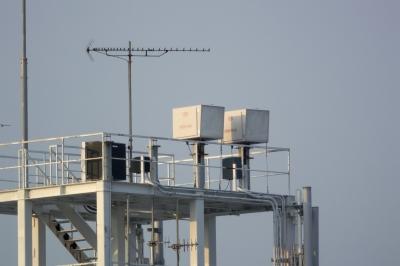 soku_33615.jpg :: アンテナ 建築 建造物 塔 タワー 関西テレビ