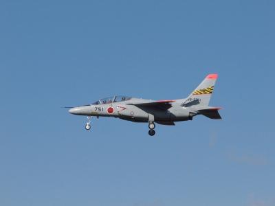 soku_33826.jpg :: 岐阜基地 練習機 T.4(中等練習機) 乗り物 交通 航空機 飛行機 軍用機