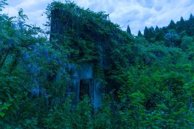 soku_33918.jpg :: 建築 建造物 廃墟 外観