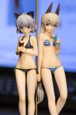 soku_33956.jpg :: EOS80D フィギュア ストライクウィッチーズ エイラ サーニャ
