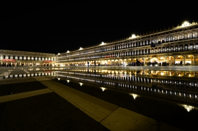 soku_33959.jpg :: 風景 街並み 都市の風景 外国 夜景