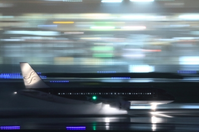 soku_34090.jpg :: SFJ A320/HND 乗り物 交通 航空機 飛行機 旅客機 流し撮り