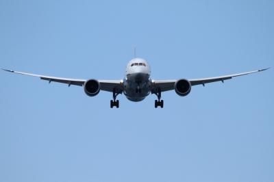 soku_34170.jpg :: ANA B787/城南島海浜公園 乗り物 交通 航空機 飛行機 旅客機