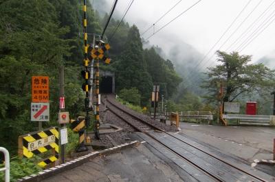 soku_34226.jpg :: 風景 街並み 駅 無人駅 奥多摩 白丸駅