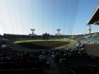 soku_34296.jpg :: 風景 街並み 野球場 甲子園球場