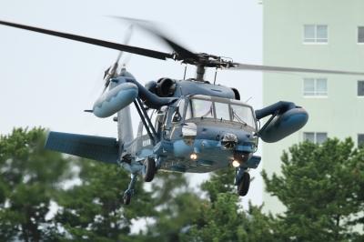soku_34333.jpg :: 松島基地復興感謝イベント 救難ヘリコプター UH-60J