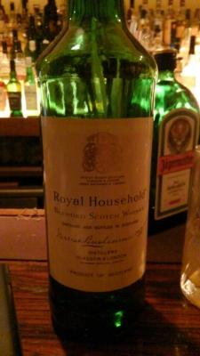 soku_34471.jpg :: みーちゃんおとうさんのロイヤルハウスホールド イギリス 王室 飲み物 ドリンク 酒 ウィスキー