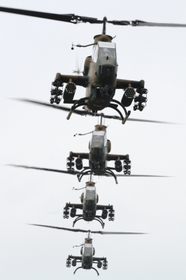 soku_34505.jpg :: 明野駐屯地航空祭 AH.1S 対地 対戦車 攻撃ヘリコプター