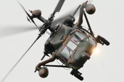 soku_34506.jpg :: 明野駐屯地航空祭 救難ヘリコプター UH-60J