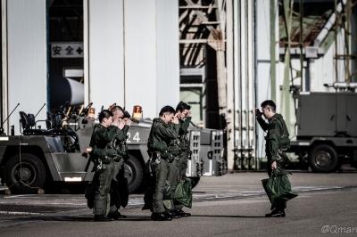 soku_34509.jpg :: 新田原基地 301飛行隊 戦闘機 F.4EJ改 航空自衛隊 ファントムライダー