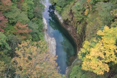 soku_34556.jpg :: 風景 自然 紅葉 小安峡