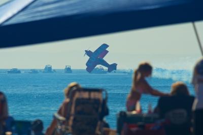 soku_34559.jpg :: 乗り物 交通 航空機 飛行機 エアショー Huntington Beach