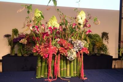 soku_34584.jpg :: 植物 花 フラワーアレンジメント 生け花