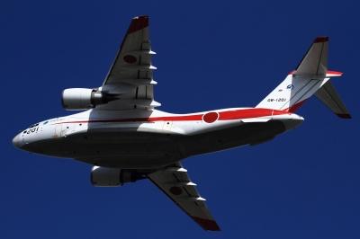 soku_34639.jpg :: 岐阜基地航空祭 乗り物 交通 航空機 飛行機 軍用機 輸送機(試験機) XC.2