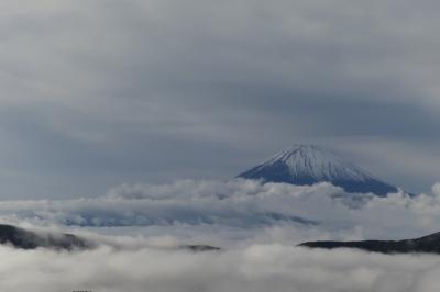 soku_34674.jpg :: 風景 自然 空 雲 山 富士山 雲海 雲海富士