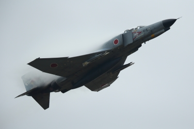 soku_34718.jpg :: 乗り物 交通 航空機 飛行機 軍用機 戦闘機 F.15J