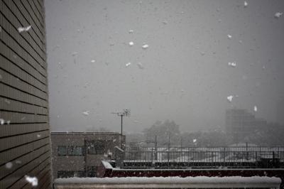 soku_34749.jpg :: 風景 街並み 都市の風景 ビル 雪