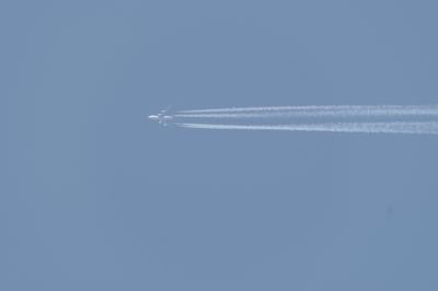 soku_34767.jpg :: 風景 自然 空 飛行機雲
