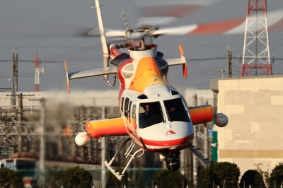 soku_34787.jpg :: 東京ヘリポート/ベル430