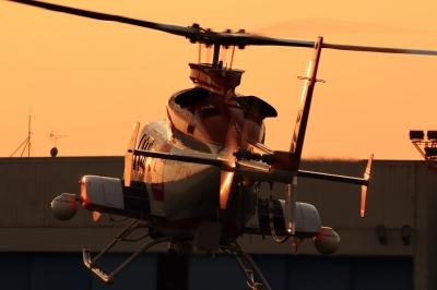 soku_34789.jpg :: 東京ヘリポート/ベル430