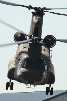 soku_34884.jpg :: CH-47J 木更津 輸送ヘリコプター