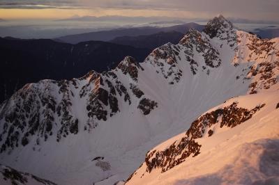 soku_35005.jpg :: 風景 自然 山 雪山